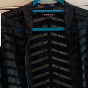 Bebe mesh jacket